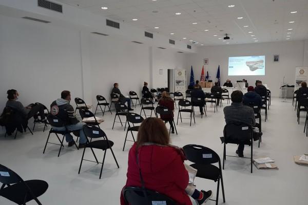 """Održana godišnja sjednica Skupštine LAGUR-a """"Tri mora"""""""
