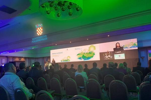 FLAG sudjelovao na konferenciji 2. Dani poljoprivrede, ribarstva i šumarstva