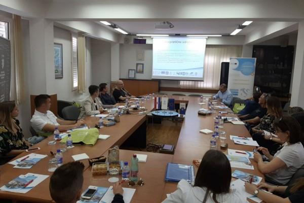 Održan seminar u okviru projekta Adri.SmArtFish