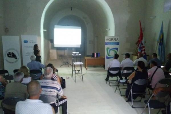 """FLAG """"Tri mora"""" sudjelovala u organizaciji stručnog skupa """"Novigradska dagnja-održivi razvoj ribarstvenog i akvakulturnog područja"""""""